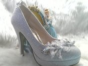 Cinderella Heels (3D embellishment) 2 - CinderellaWorkshop
