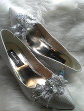 Cinderella Heels (3D embellishment) - CinderellaWorkshop