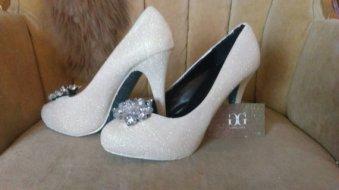 Cinderella Heels - GlamAndGloryLab