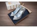Cinderella Heels - Harrods