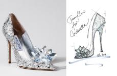 Designer Slipper - Jimmy Choo