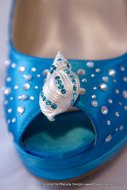 The Little Mermaid Heels (shell) - BbeautyDesigns